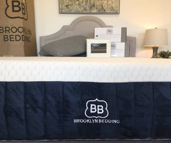 Brooklyn bedding mattresses review aurora signature bowery for Brooklyn bedding soft review