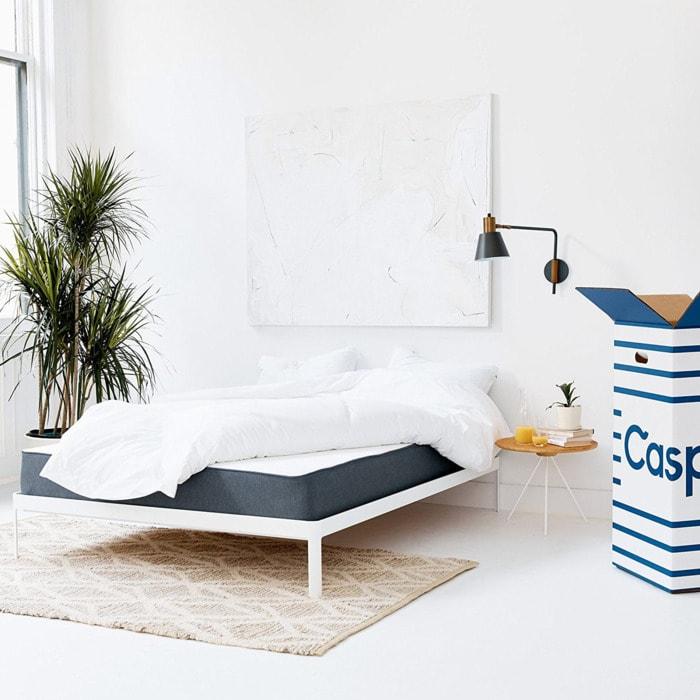 casper mattress and box