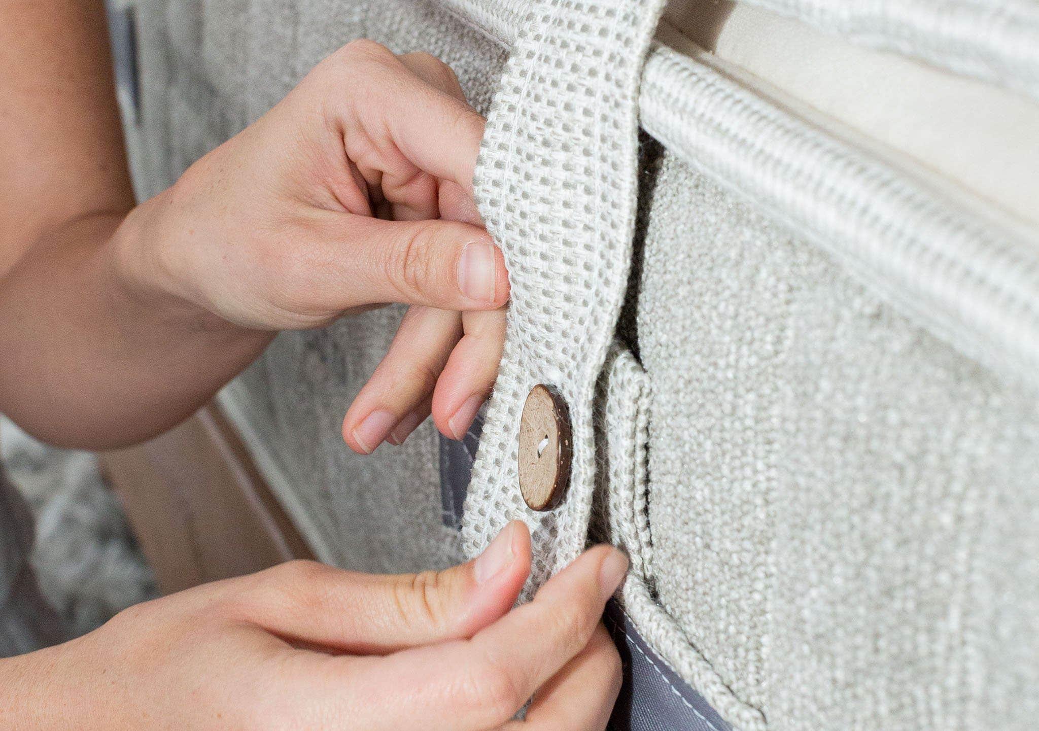 cedar mattress details