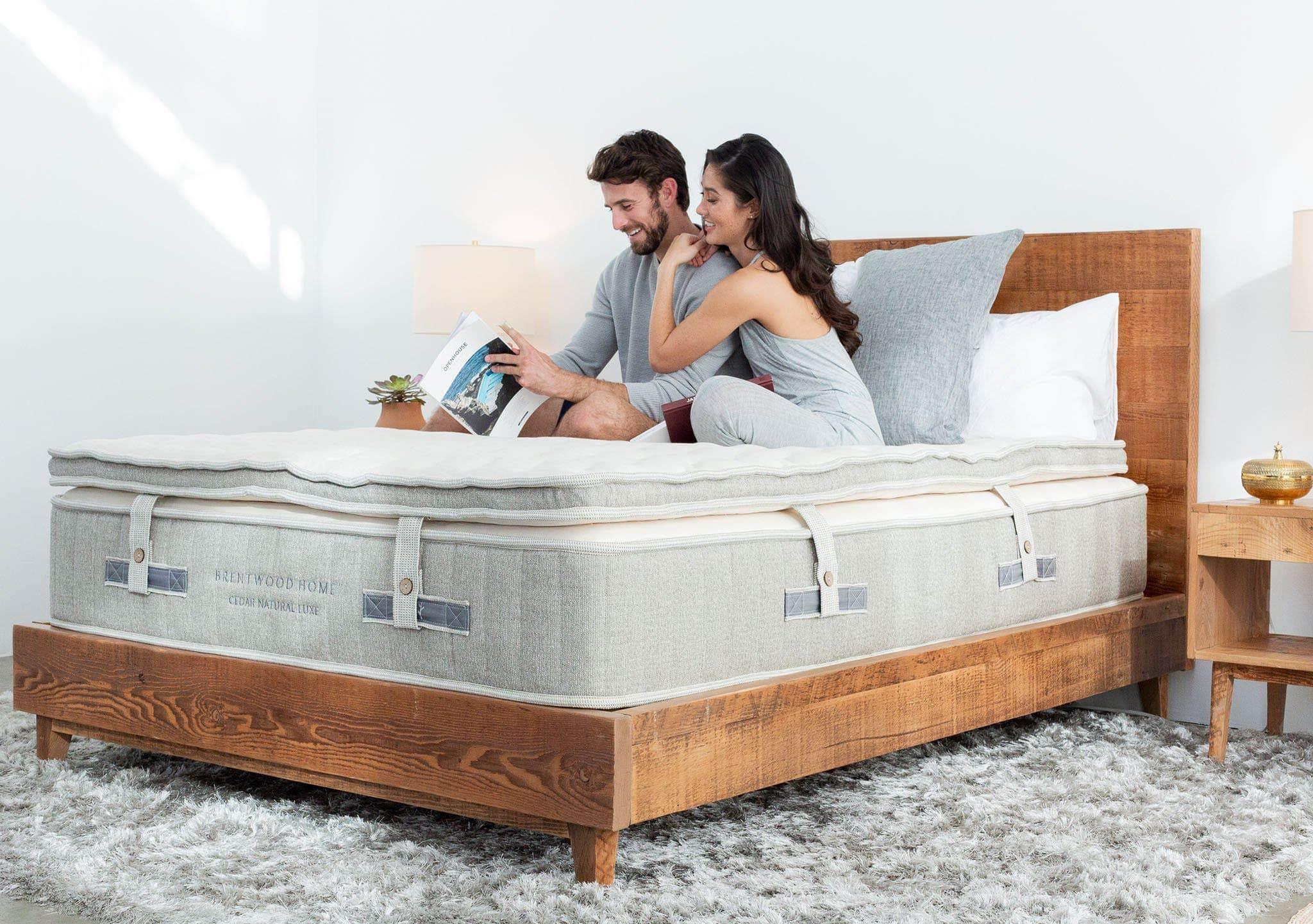cedar luxe mattress