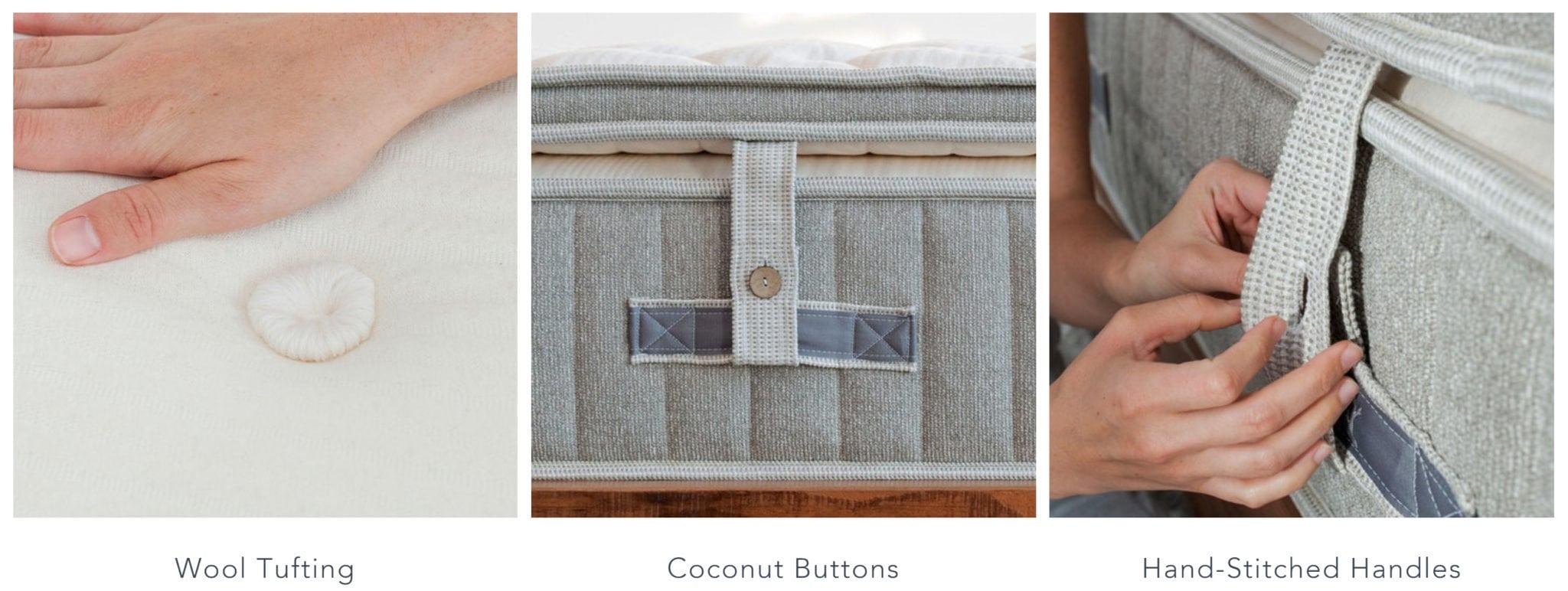 cedar natural luxe details