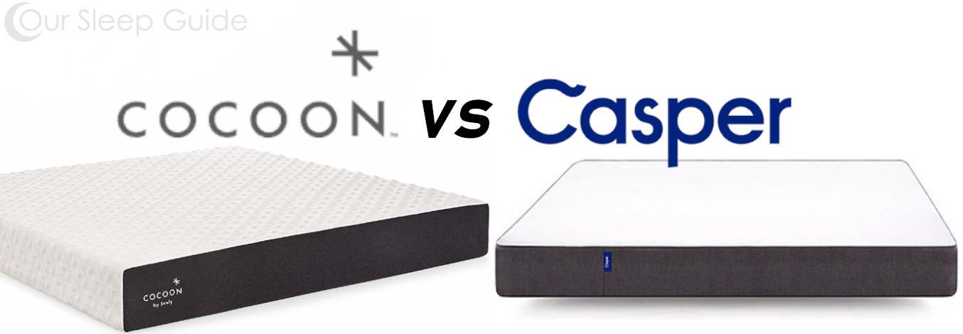 Cocoon Mattress vs Casper Mattress