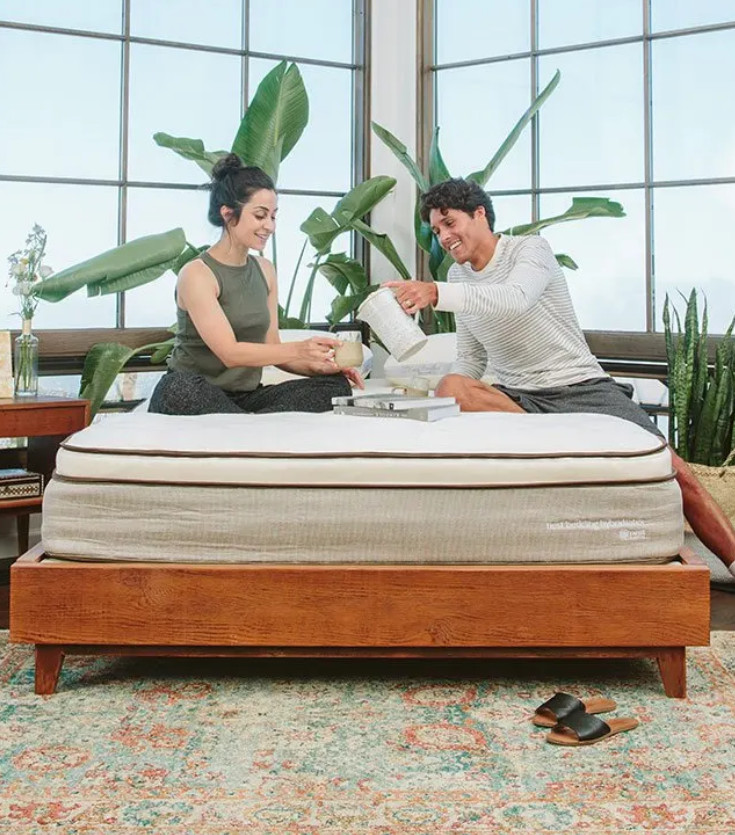 natural hybrid latex mattress comfort