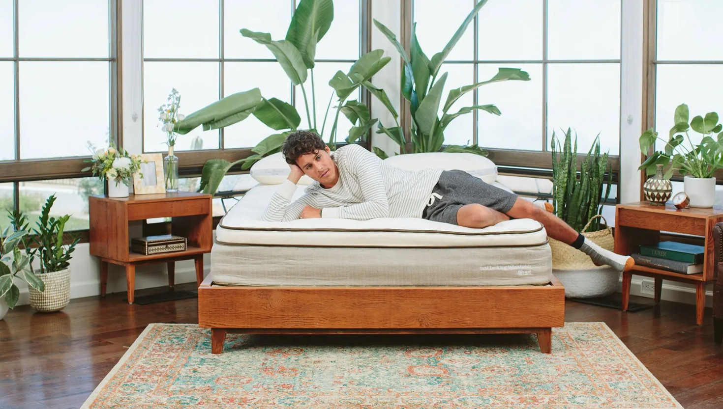 nest bedding financing