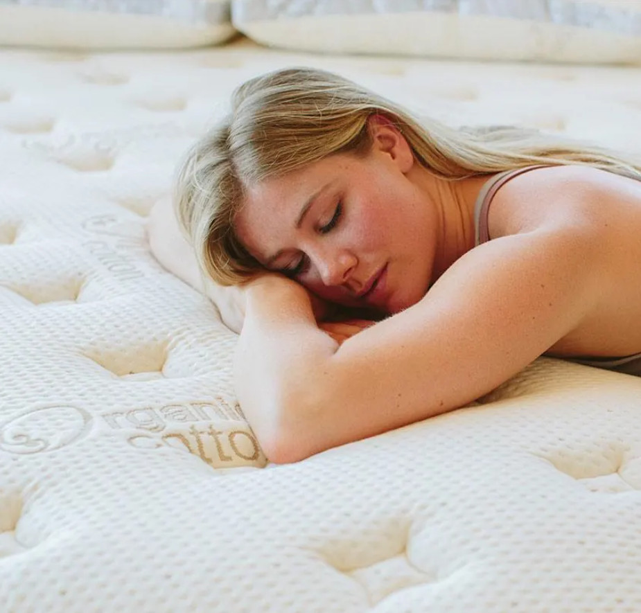 natural hybrid latex mattress
