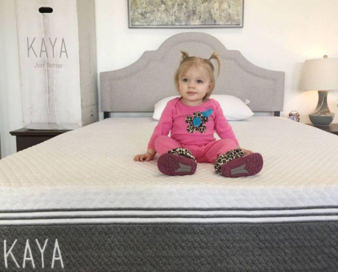 kaya hybrid mattress
