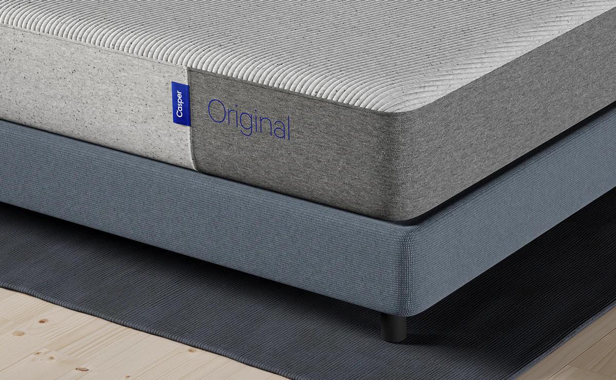 is the original casper mattress comfort?