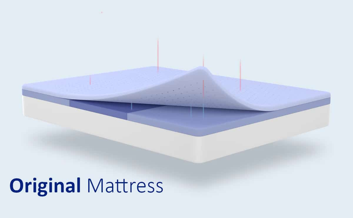 original mattress comfort all foam from casper