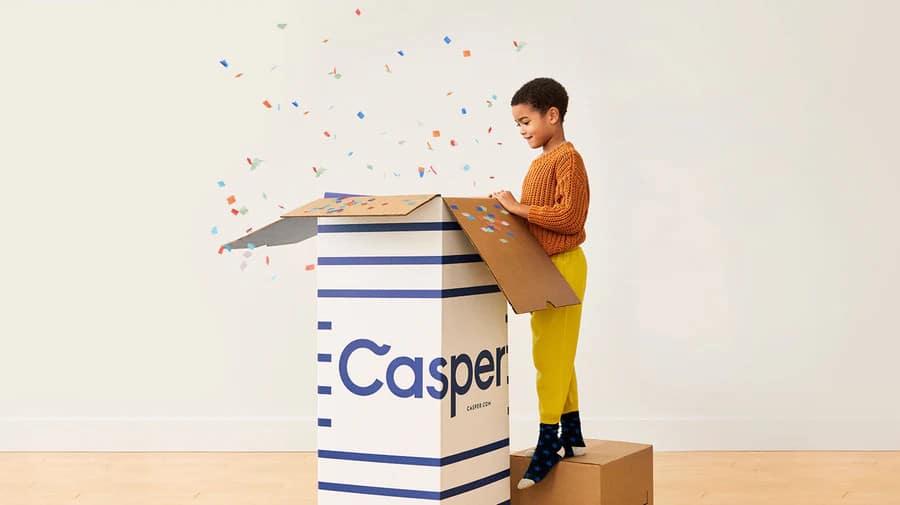 casper shipping