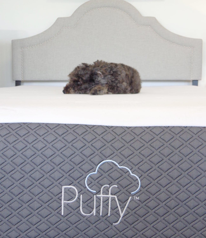 puffy mattress comfort