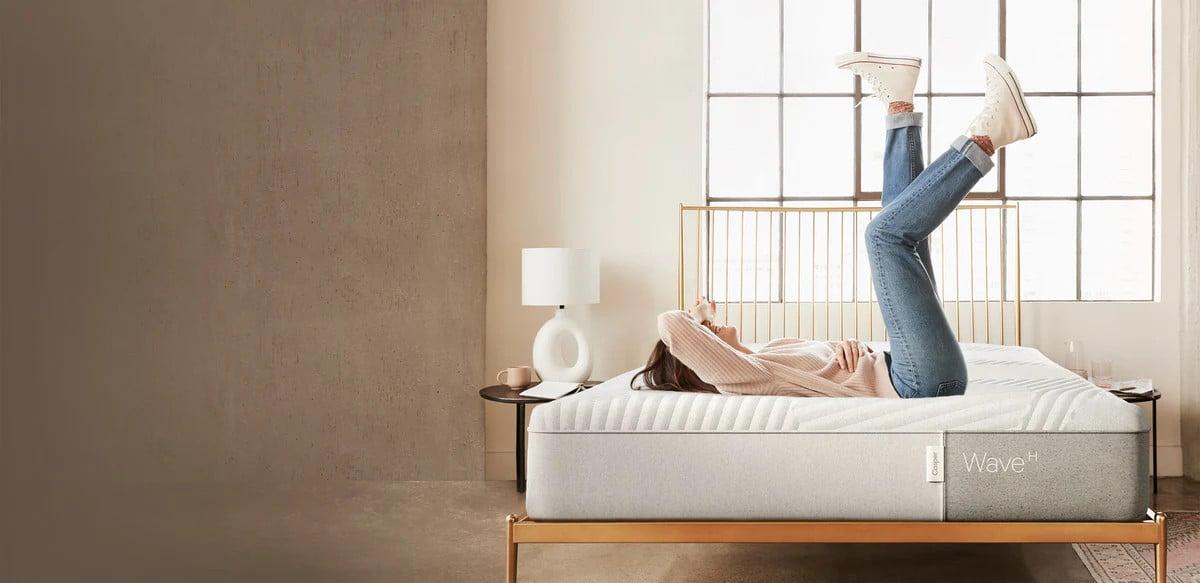 casper wave mattress review