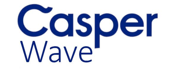 casper wave review logo