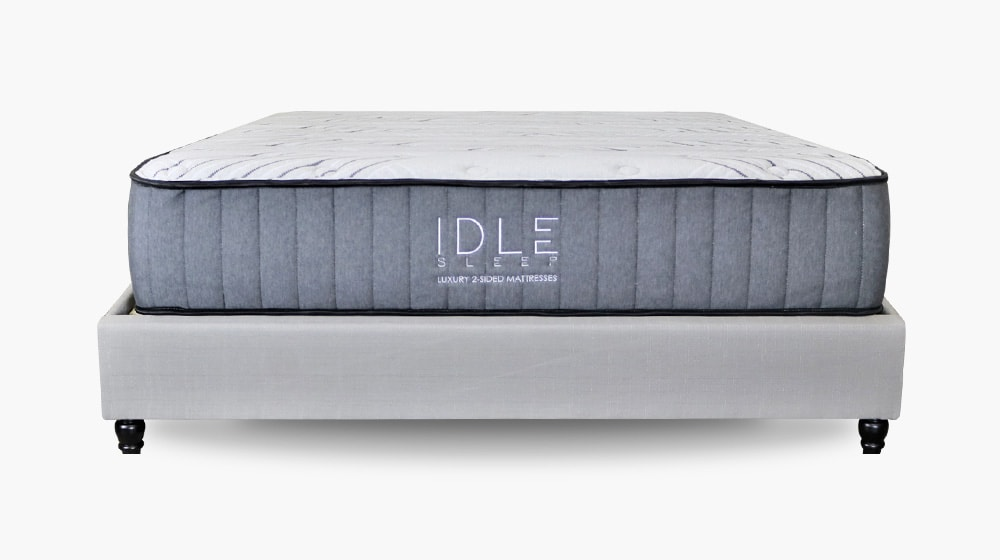 idle sleep hybrid mattress review