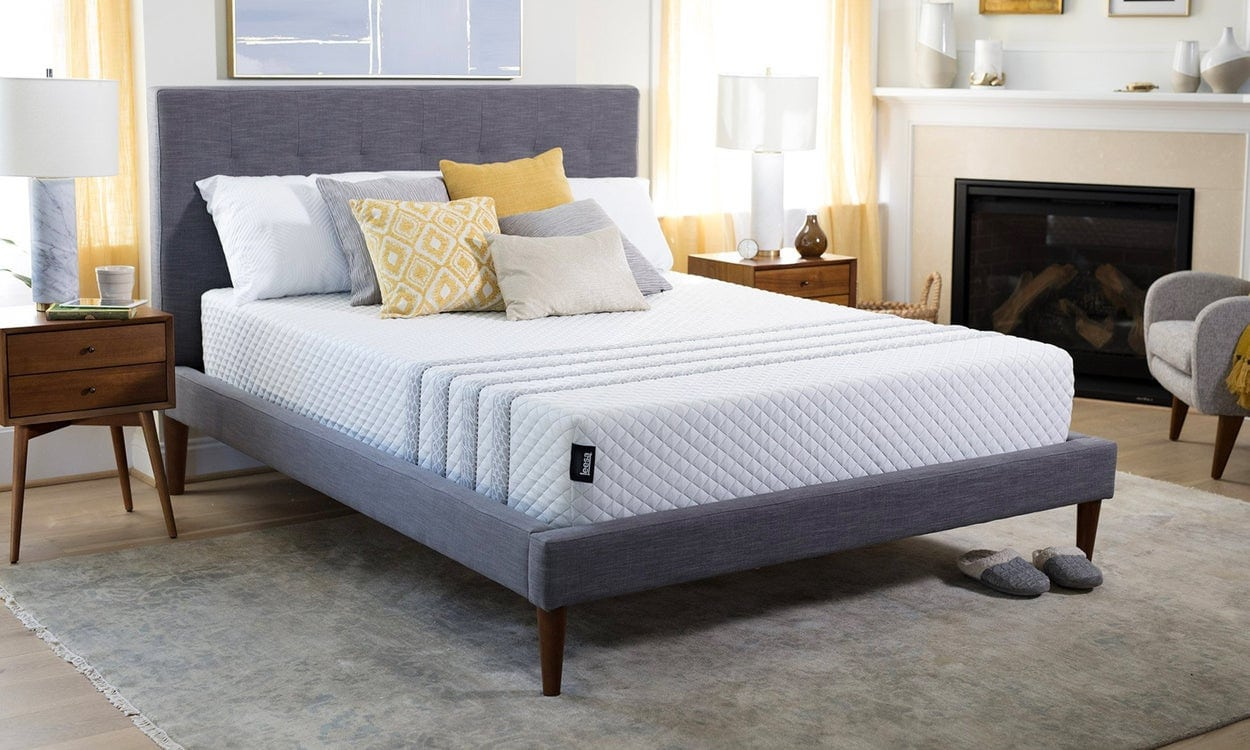 leesa hybrid mattress review sapira