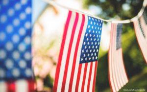 Best Mattresses on a Budget - US flags