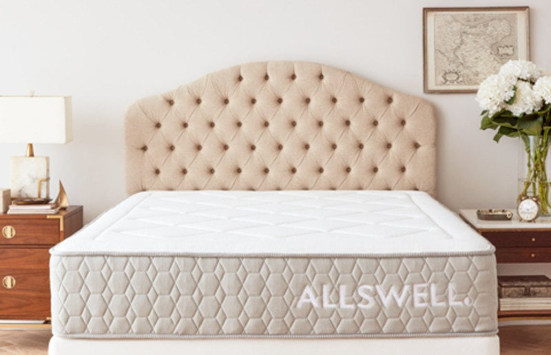 Allswell Hybrid Luxe Classic Firmer Mattress Review 2018