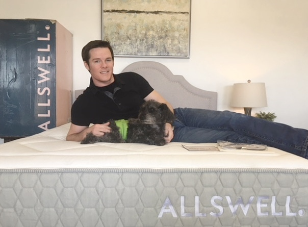 allswell hybrid luxe classic firmer