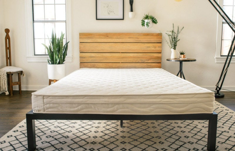MettaR Bed Made By OMIR Is Introducing A Two Layered 7 All Natural Latex Mattress This Dunlop Comes In Three Firmness Choices Plush
