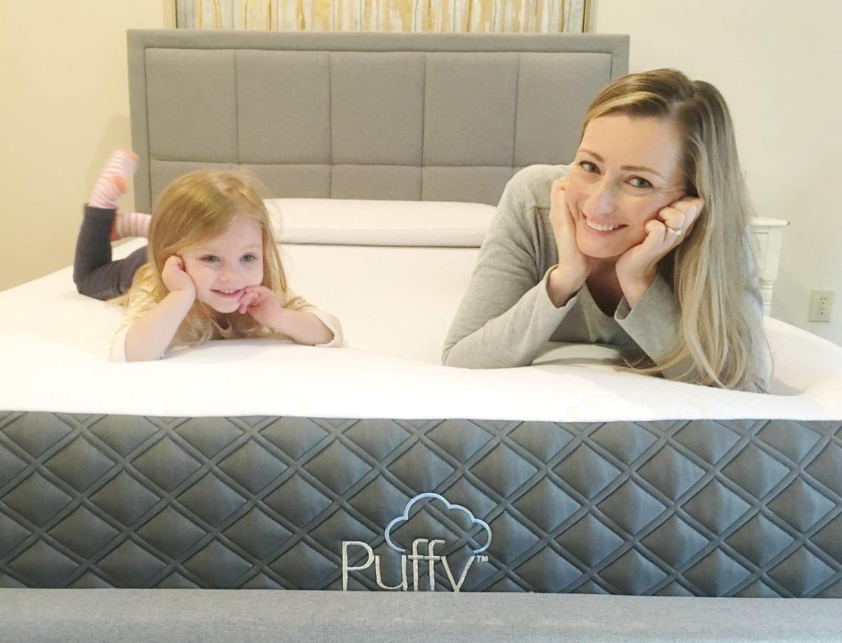 puffy lux best mattress