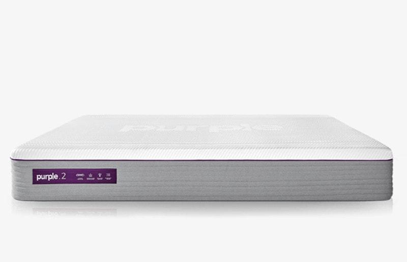 new purple 2 mattress