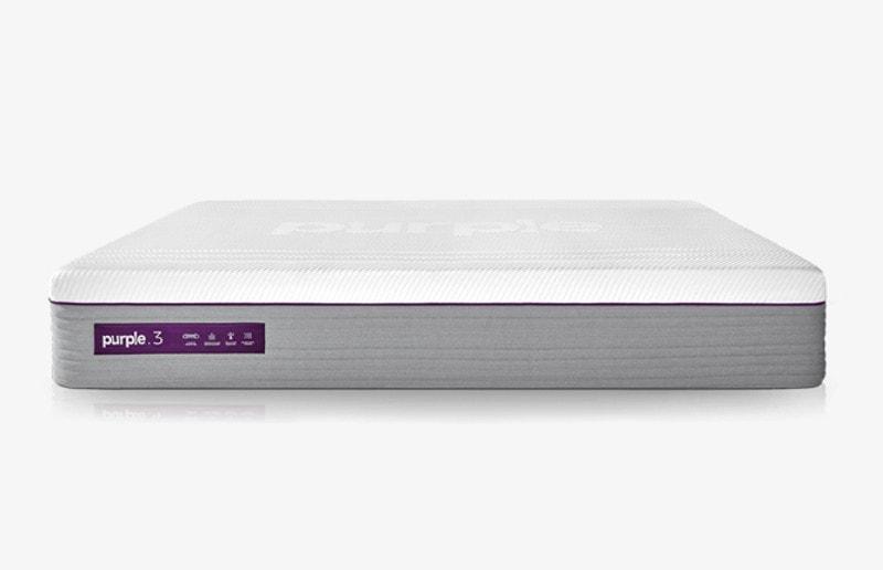 new purple 3 mattress