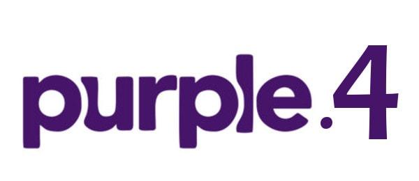 new purple 4 mattress