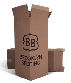 delivery and unboxing for the brooklyn bedding mattresses