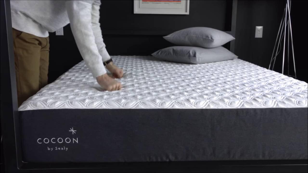 cocoon mattress comfort layers