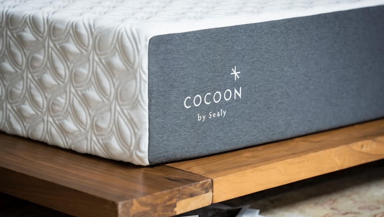 cocoon mattress edge support