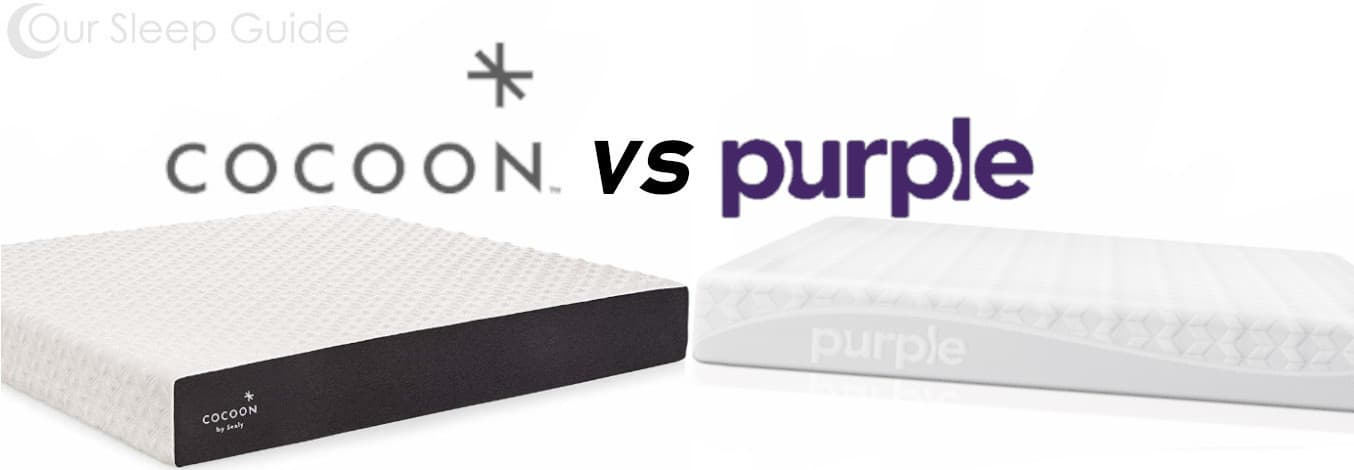 cocoon vs purple mattress comparison review