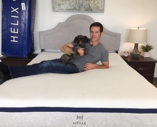 helix mattress review