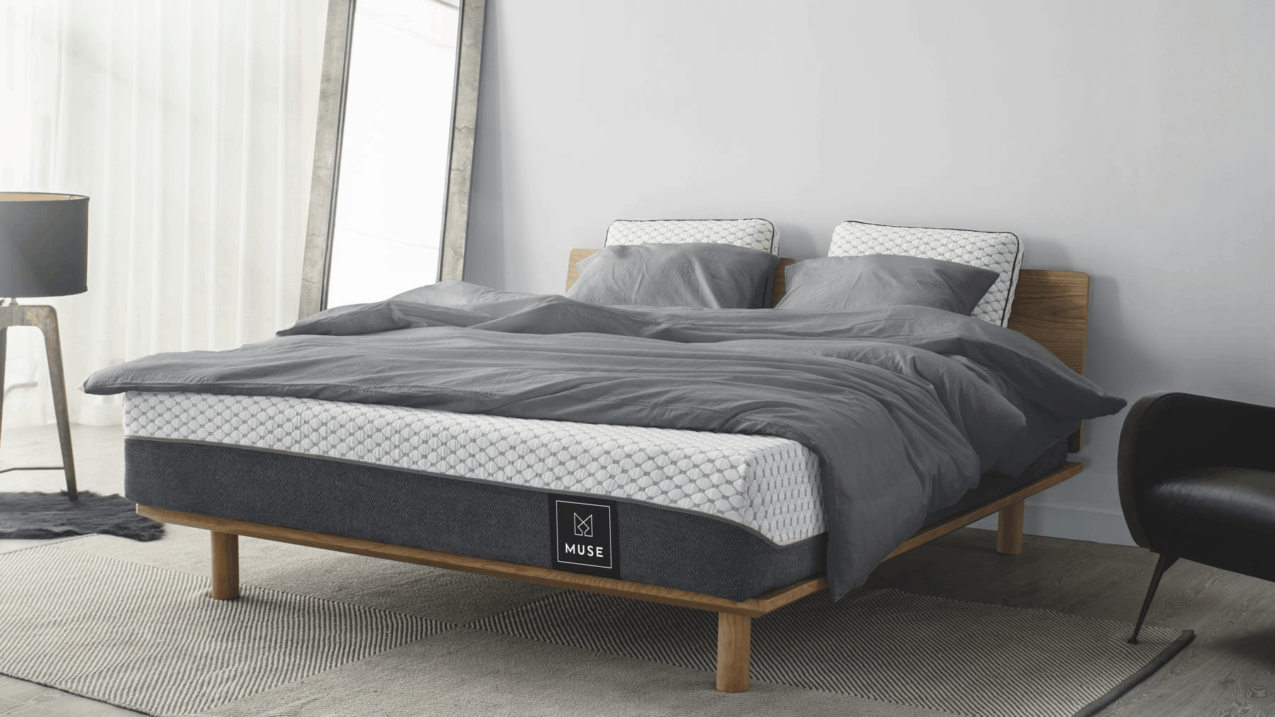 muse mattress review bed