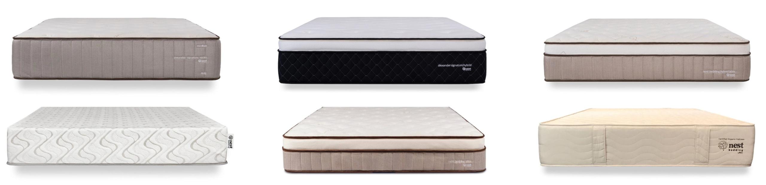 nest bedding mattresses