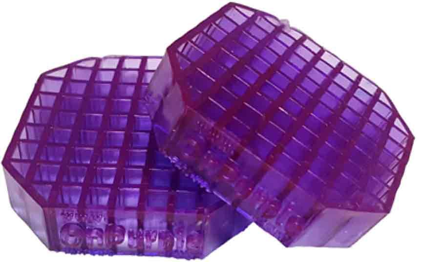 Purple Smart Comfort Grid Top