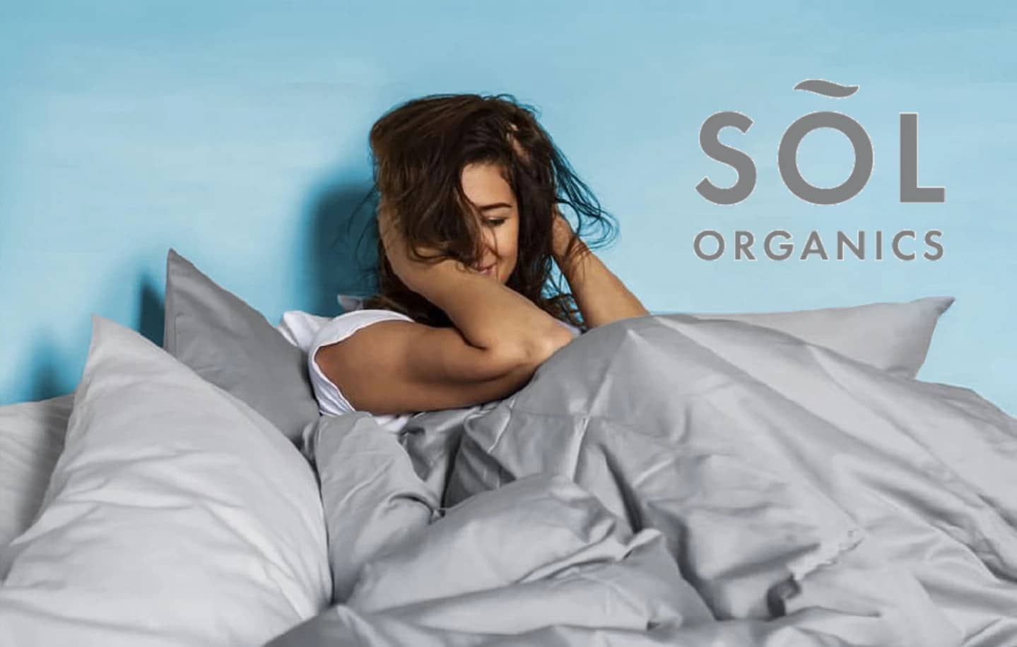 SOL organics cotton and linen sheets review
