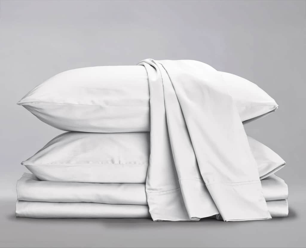 sol organic cotton sateen sheets