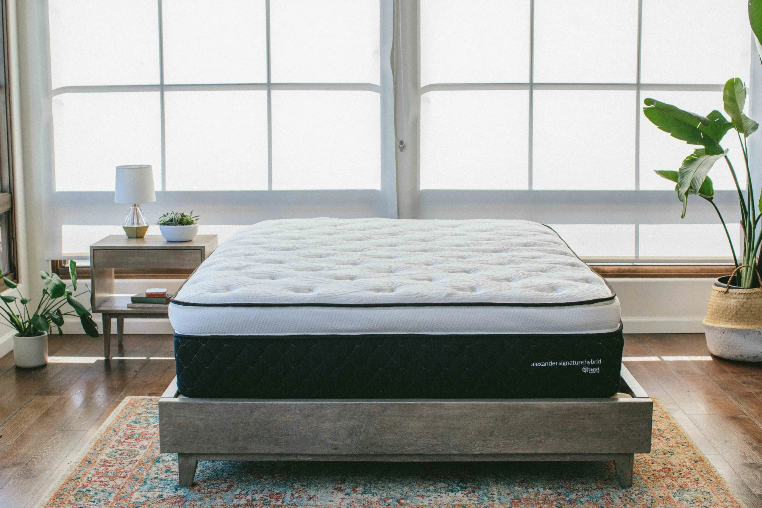 alexander signature mattress nest bedding vs brooklyn bedding