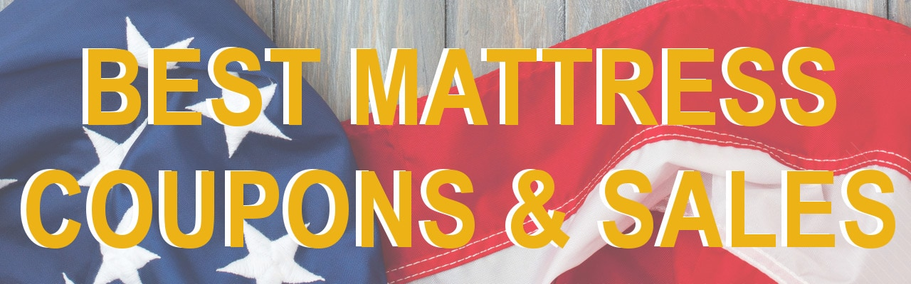 best memorial day mattress coupons