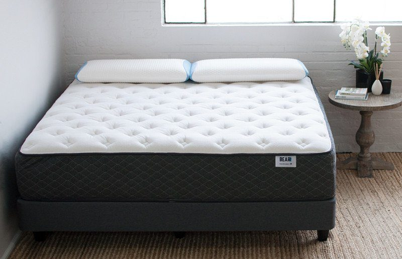 Bear Mattress Is A Us Based Online Company Who Came Out With Their Original Sleep Products In 2017 Goal Was To Create