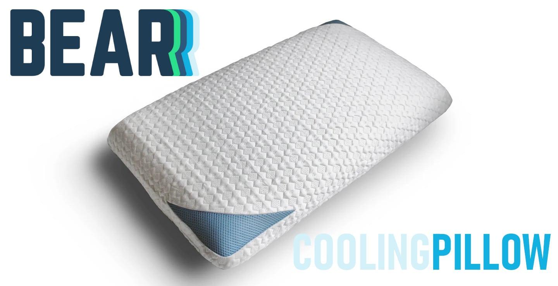 bear cool side sleeping pillow review