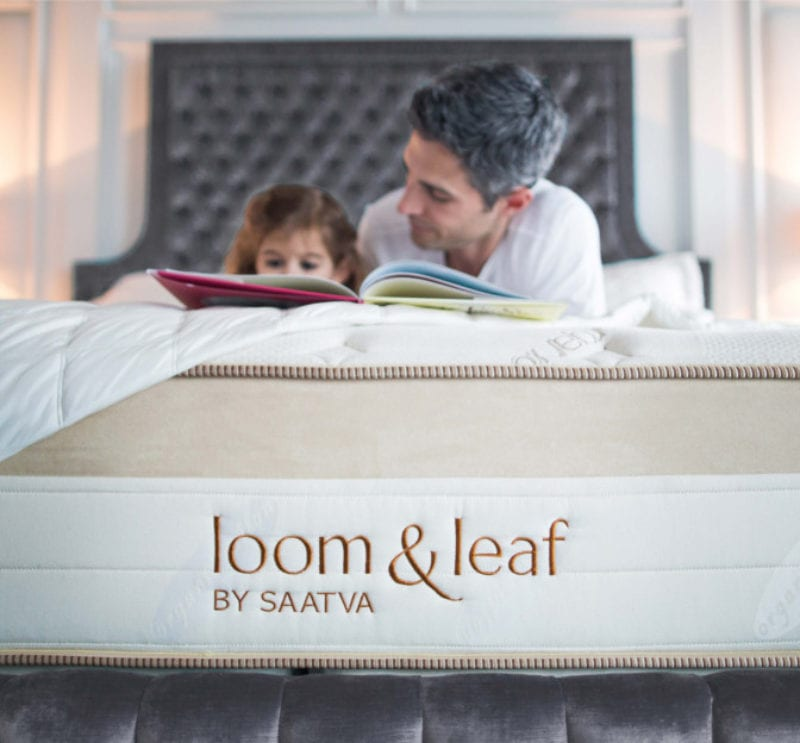 loom & leaf wins the mattress comparison review