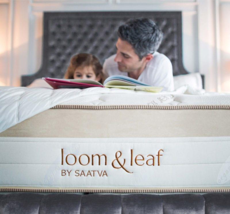loom & leaf wins the mattress comparison review