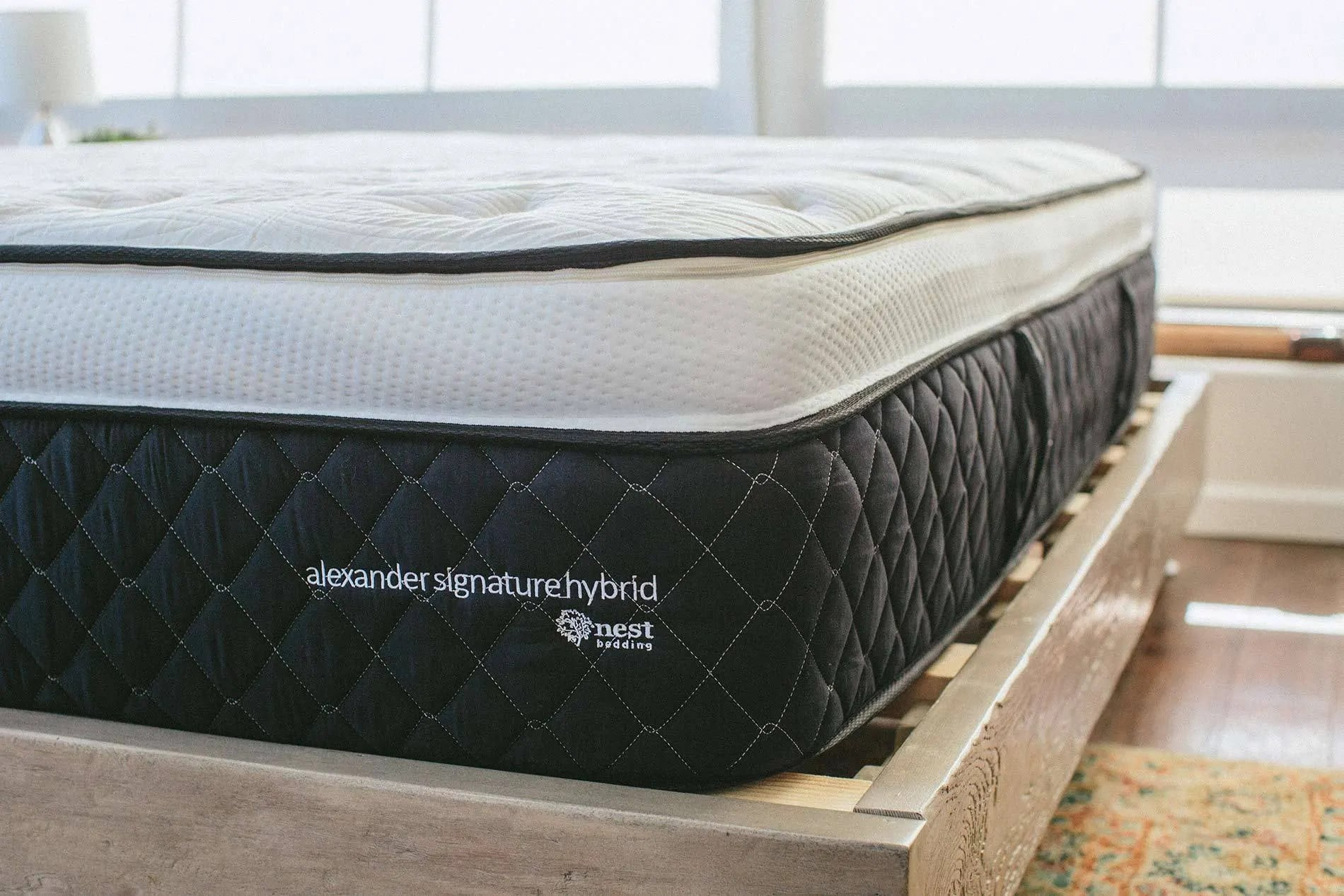 alexander signature hybrid vs brooklyn aurora mattress review