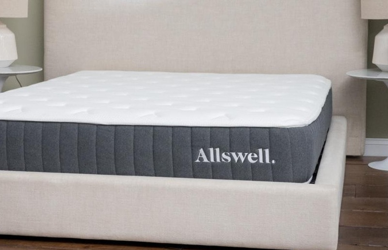the allswell hyrbid mattress review
