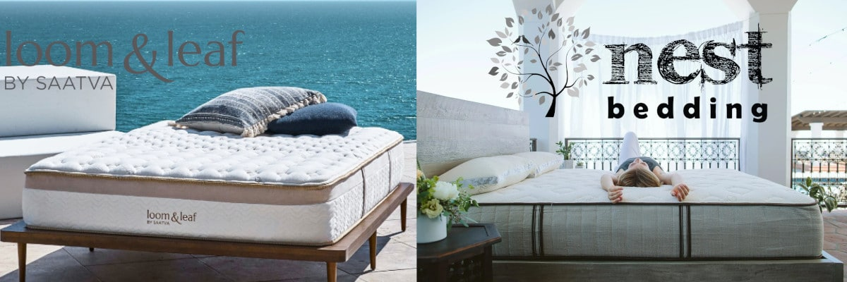 loom & leaf vs signature series mattress