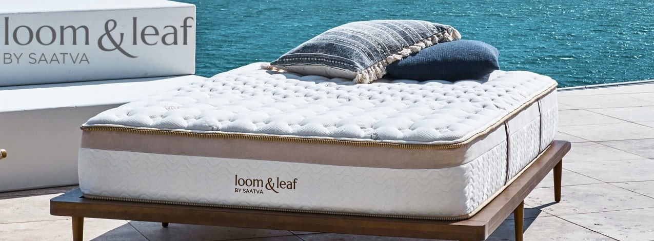 loom and leaf mattress review compared signature series