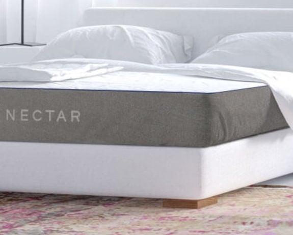 nectar mattress close up