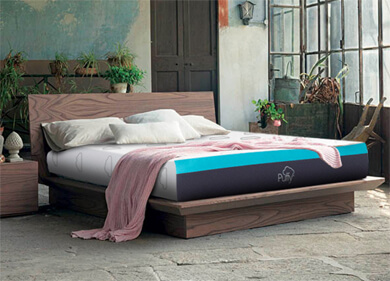 puffy mattress best memory foam