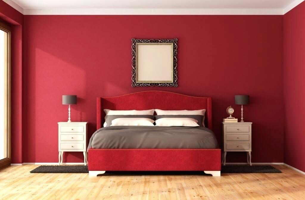 worst bedroom colors for sleep