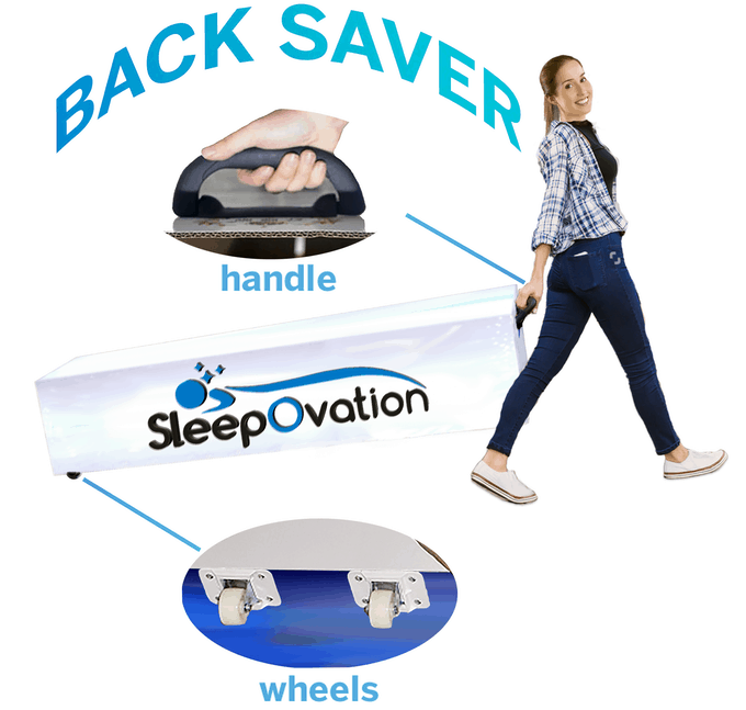 backsaver moving
